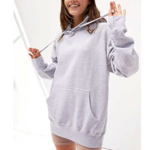 The World Is A Better Place With You In It Grey Hoodie