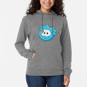 Puffle Hoodie For Unisex