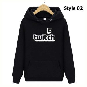 Twitch Hoodie For Men's and Women's